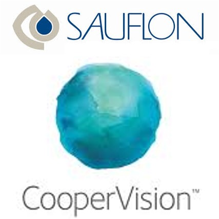 CooperVision acquisition of Sauflon 1