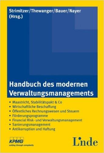 Handbook of Modern Administrative Management 7