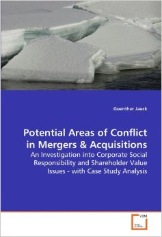 Potential Areas of Conflict in Mergers & Acquisitions 5