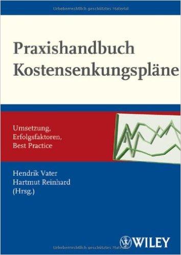 Handbook of Cost Reduction Plans 8