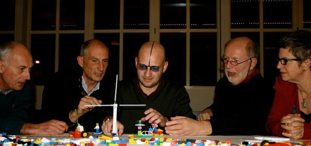 Lego® Serious Play® in a Merger Setting 1