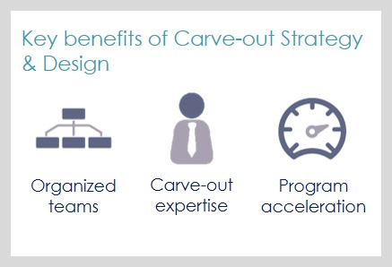 Carve-out Strategy & Design 1