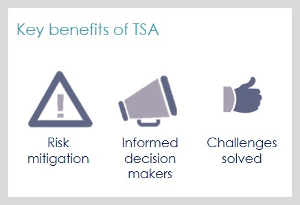 Transition Service Agreements (TSA) 1