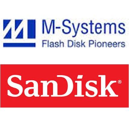 MSystems Sandisk