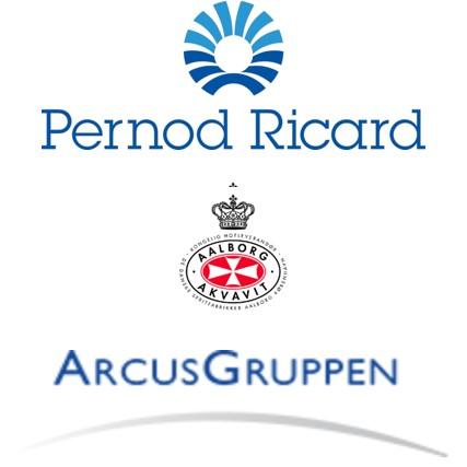 Pernod Ricard Arcus Gruppfen
