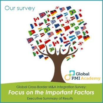 Survey Results on Cross-Border M&A Integration 1