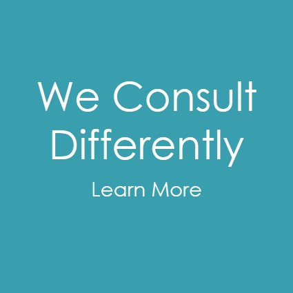 We Consult Differently Learn More