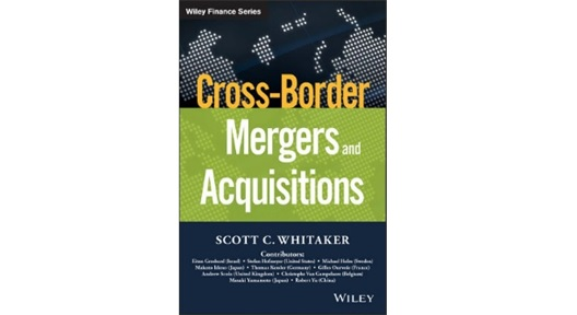 Global PMI Partners Launches New Book, Cross-Border Mergers and Acquisitions 1