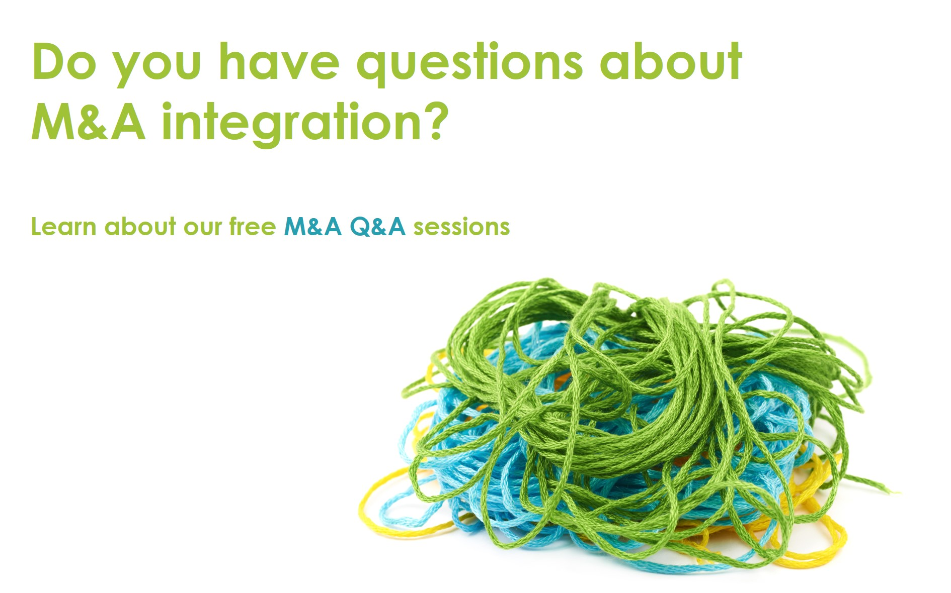 Free Integration Sessions 2