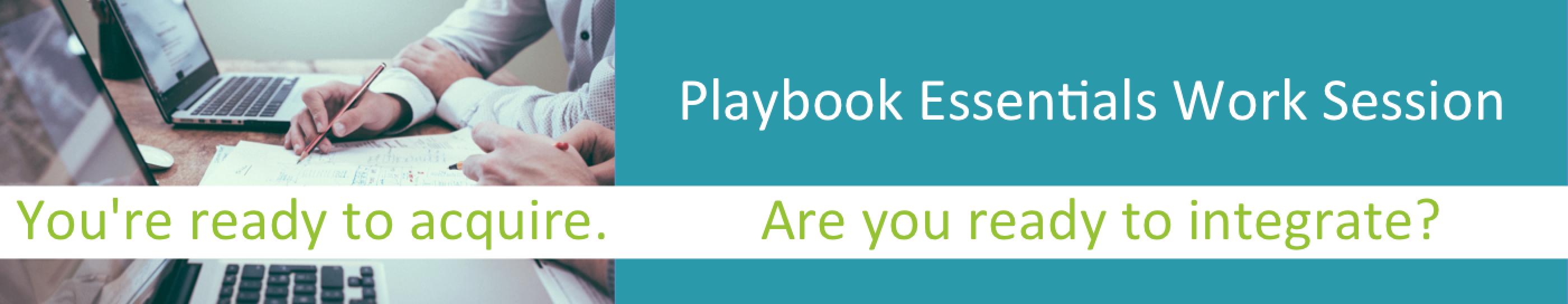 Playbook Essentials