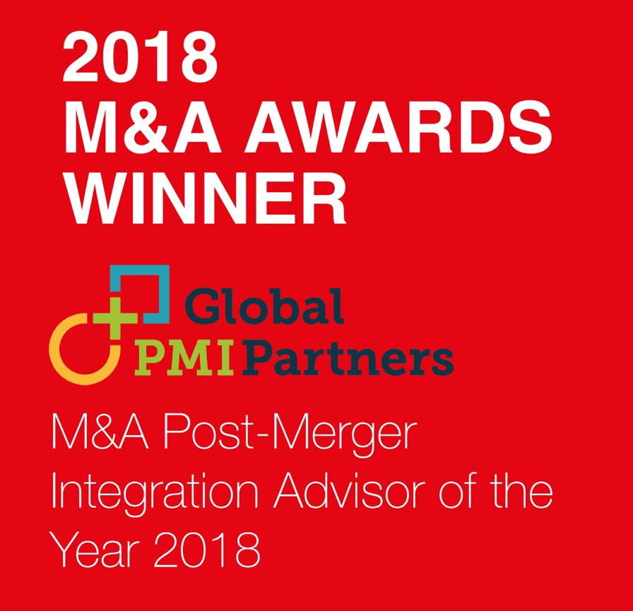 GPMIP Wins 2018 M&A Award 2