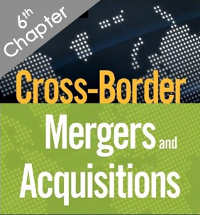 Cross-border M&A chapter 6